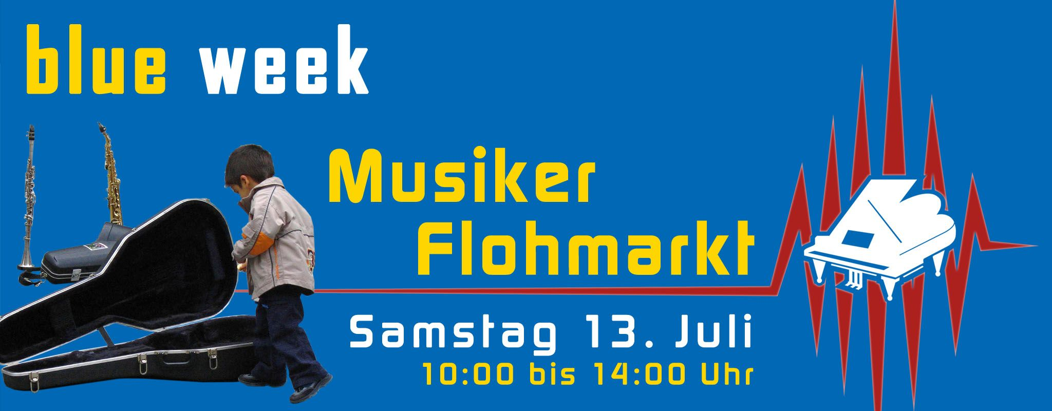 Grosser Musikerflohmarkt privat an privat