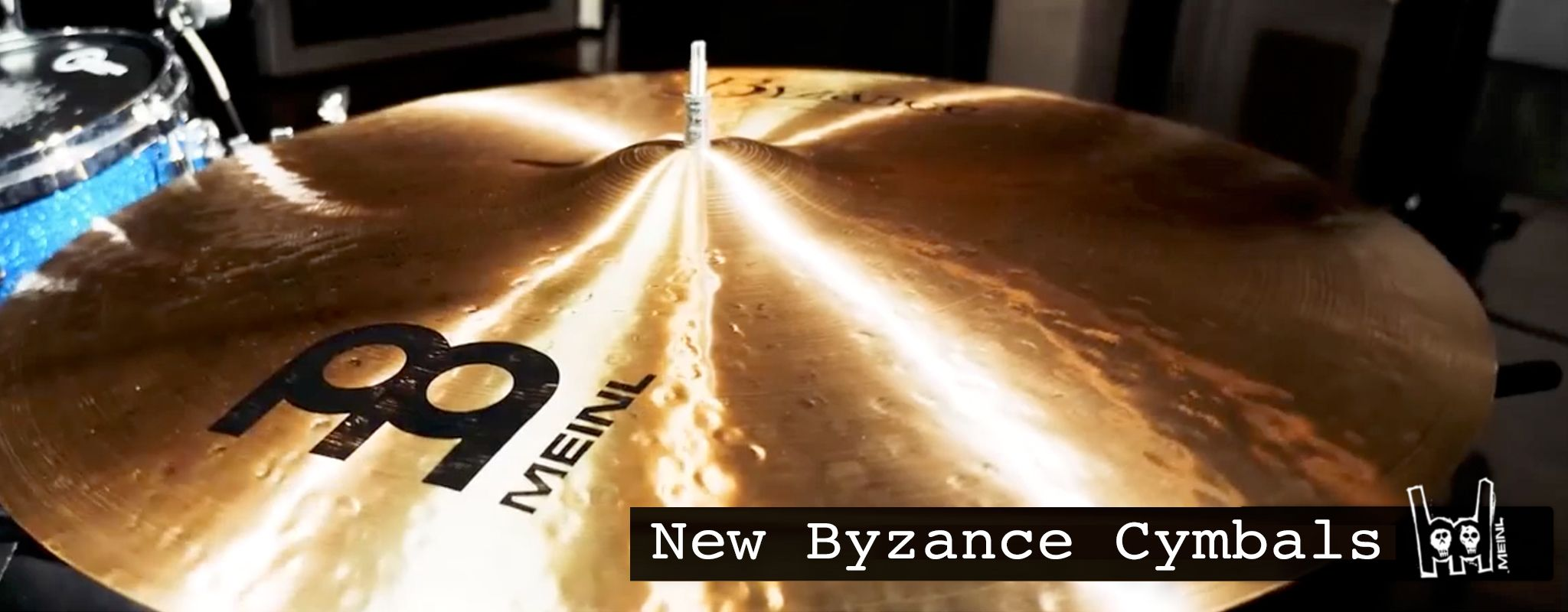 New Byzance Cymbals
