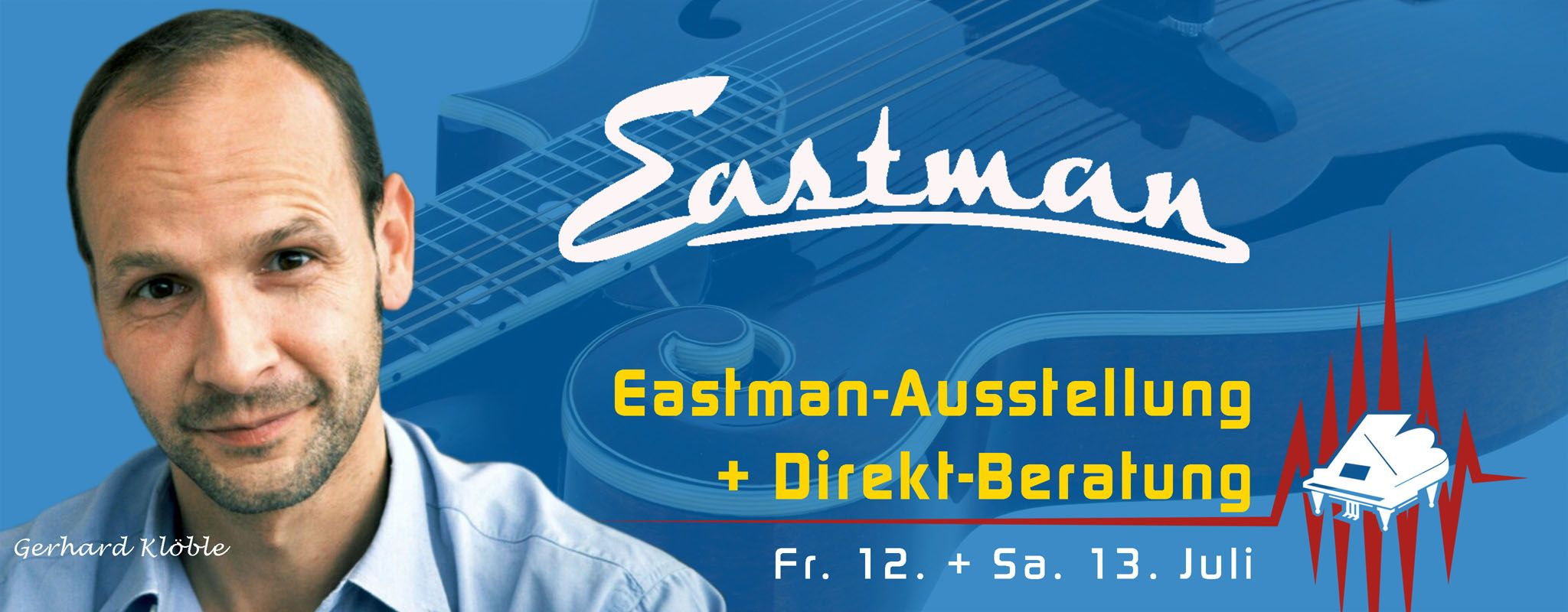 Eastman Handmade Guitars and Mandolines Präsentation